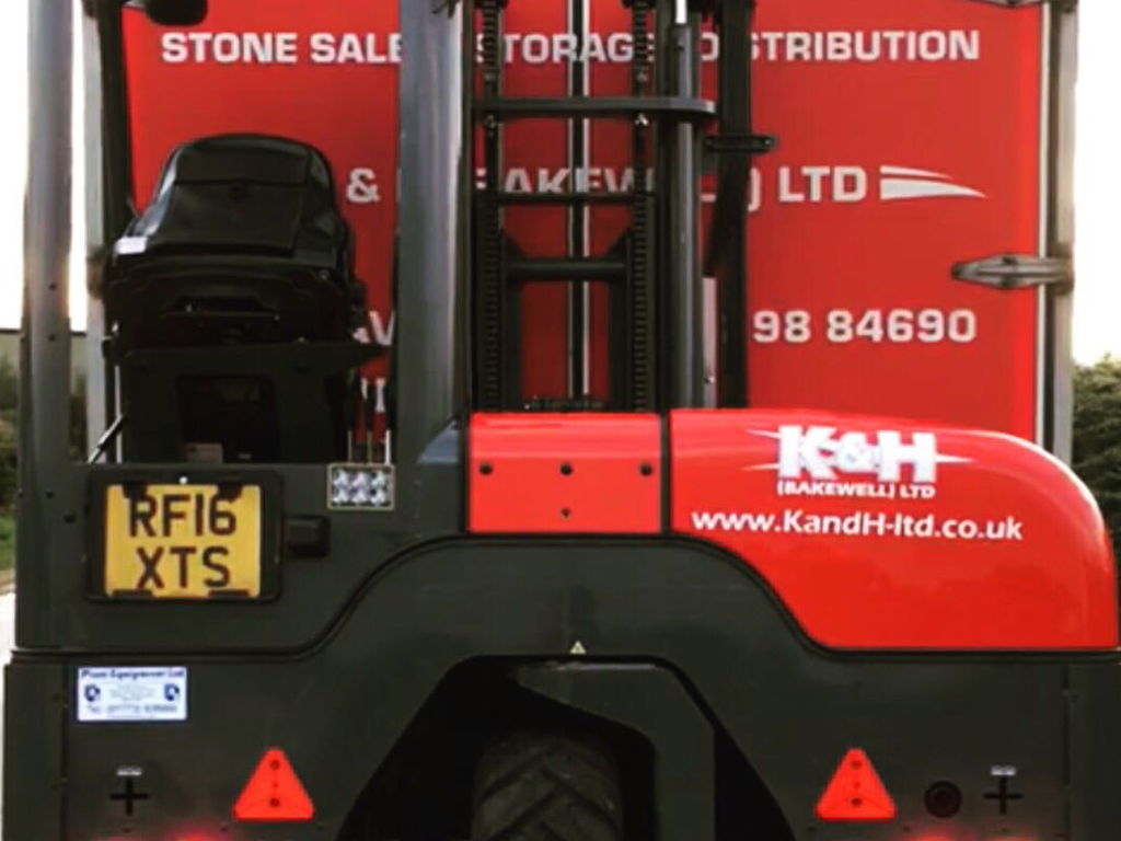 Photo of an K&H vehicle